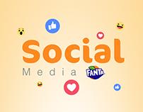 Social Media - Fanta