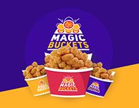 Magic Buckets: Branding