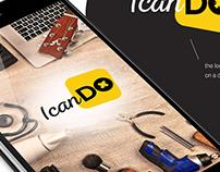 Logo for application IcanDo