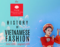 Crow Collection: History of Vietnamese Fashion