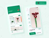 Plant Shop App - Freebie