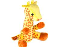 The Last of Us Giraffe plush