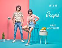 People Fashion Campaign