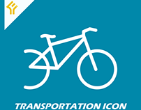Transportation Icon - Fauzin Idea