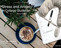 ÖRNGOTT | Stress and Anxiety in College Students