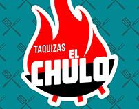 Diseño para redes sociales, Taquizas El Chulo