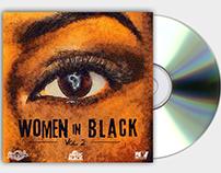 WOMEN IN BLACK Vol.2 for RISING TIME & MUSIC IN BLACK