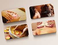 Blue water Massage & Spa : Shop Card