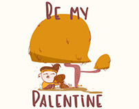 Be my Palentine