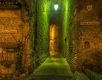Surreal Tunnel - Paris
