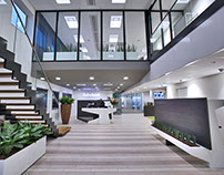 Rabobank regional office, Dordrecht, the Netherlands