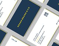 Grand Brand & Co | Brand Identity & Design