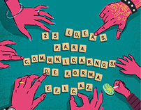 "Portada del libro ""Comunico luego existo"" de Marta Salv"