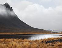 Iceland Mountain House