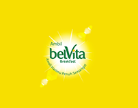 3D presentation for Belvita's