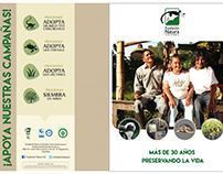 Imagen Corporativa - Fundación Natura