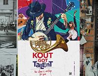 Kout got talent