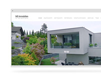 WG Immobilien AG - Website