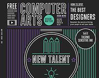 Computer Arts New Talent 2015