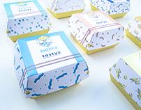Tostyz - Branding