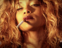 Rihanna (Lily Diamond)