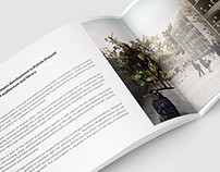 Architectural Portfolio/CV