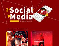 Social Media - Nossa Forma e Body House 2018