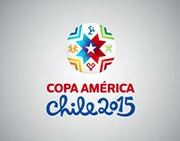 Intro Copa América - Chile 2015