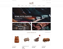 KOI - Multi-Purpose PSD/HTML Template
