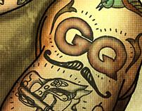 GQ illustrations