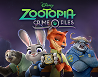 Zootopia - Crime Files