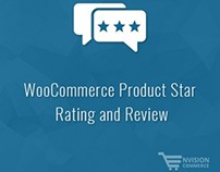 WooCommerce Product Star Rating and Review Plugin