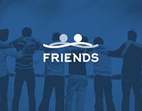 Friends water logo proposal II | شعار مياه الاصدقاء