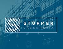 Stürmer Engenharia | Brand Identity