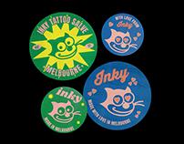 Inky's Stickers