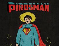 PirosMan