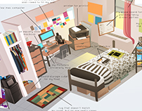 My Dorm Room