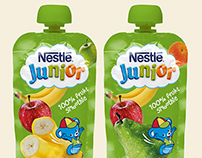 Nestlé Baby Food - Junior Range