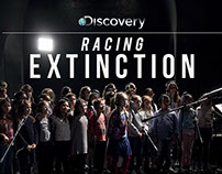 DISCOVERY CHANNEL / Racing Extinction - Noah's