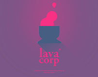 Lava Corp poster
