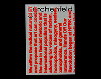 »Lerchenfeld« magazin issue 37 and 38