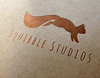 Squibble Studio Logodesign