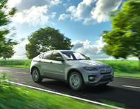 BMW X6 Discover
