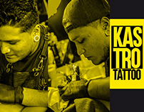 Brand design_Kastro tattoo