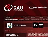 CAU Valencia Rugby - Match Report