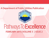 DPU Internal Newsletter - Pathways February 2015