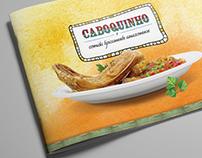 CARDÁPIO CABOQUINHO