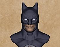 Busto de Batman
