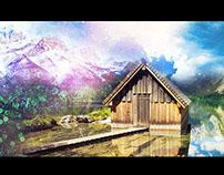 Lake House, Image Manipulation