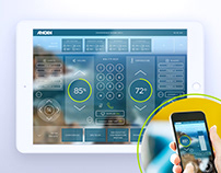Amgen - Conference Room Control App